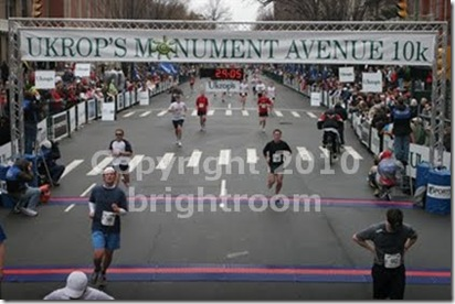Monument_Ave_10k_-_2009_Finish