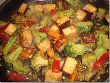Tofu Stir Fry 018