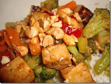 Tofu Stir Fry 020
