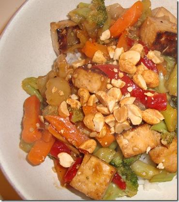 Tofu Stir Fry 021