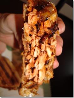BBQ Chicken Panini 014
