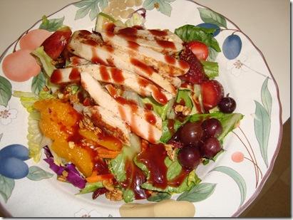 Chik fil a salad 001