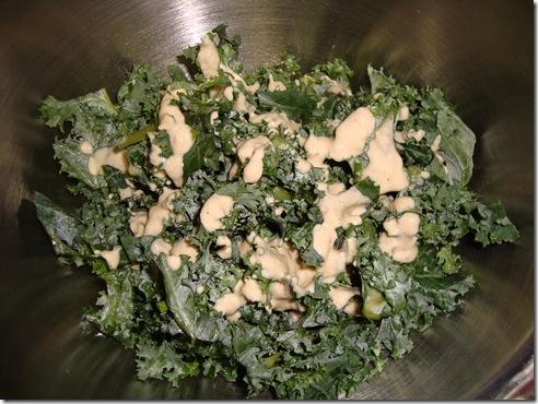 Garlicky Kale 002