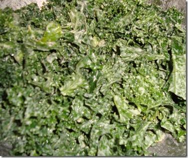 Garlicky Kale 005