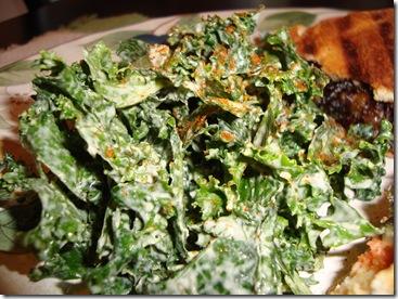 Garlicky Kale 007