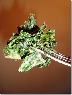 Garlicky Kale 009