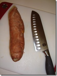 Twice Baked Sweet Potato 006