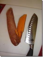 Twice Baked Sweet Potato 007