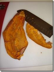 Twice Baked Sweet Potato 008