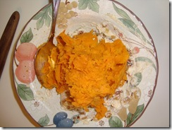 Twice Baked Sweet Potato 009