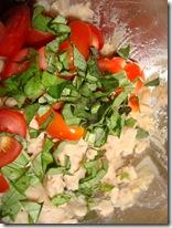 White Bean & Garlic Salad 012