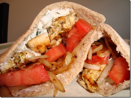 Chicken Gyro 003