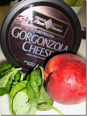 Gorgozola Peach Panini 004