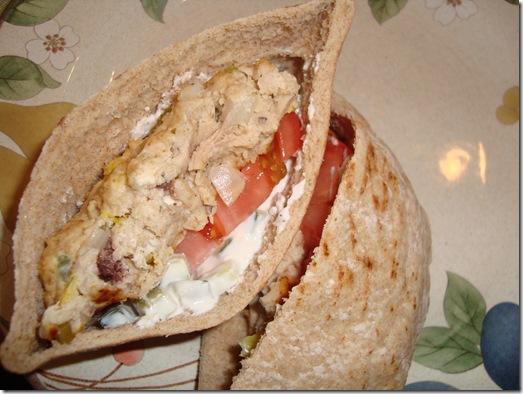 Mediterranean Tuna Burgers 003