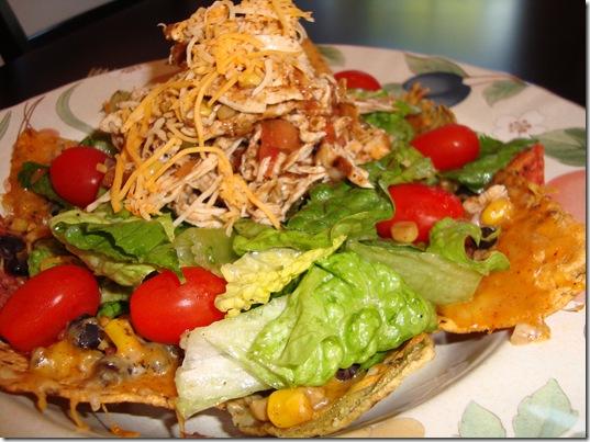 Nacho Salad 009