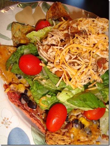 Nacho Salad 010