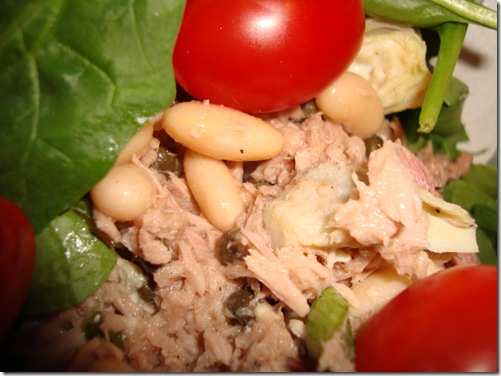 White Bean & Tuna Salad 015