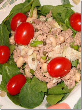 White Bean & Tuna Salad 018