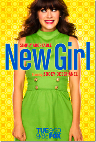 new girl ad