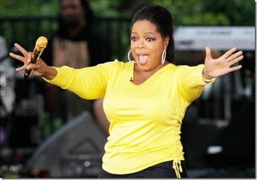 Oprah Final Season