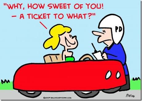 police-speeding-ticket-woman