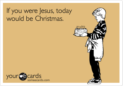 Jesusbirthday