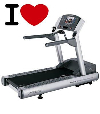 Ihearttreadmill
