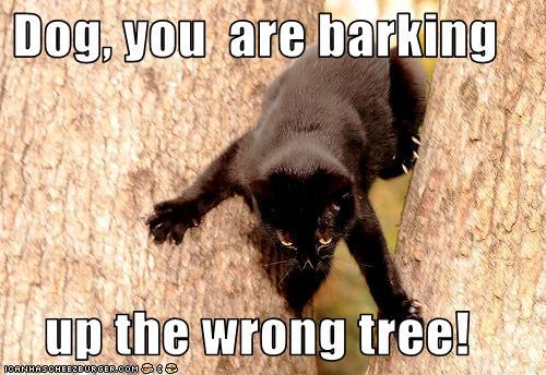Wrongtree