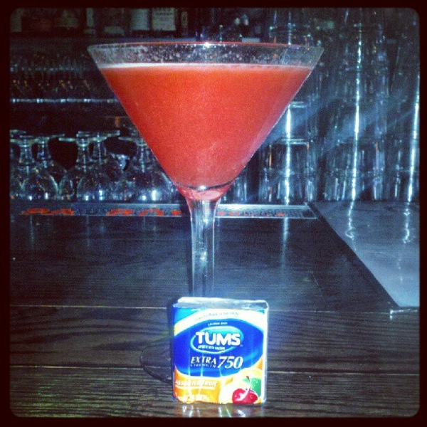Tums martini