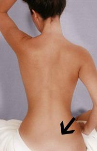 Womansback