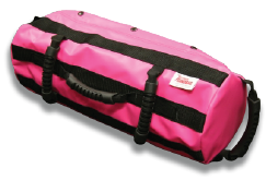 pink sandbag