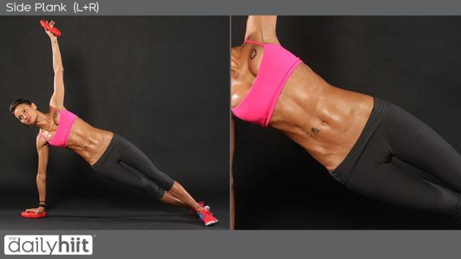 I'm sure my abs will look like this just as soon as I quit the PB pretzels.