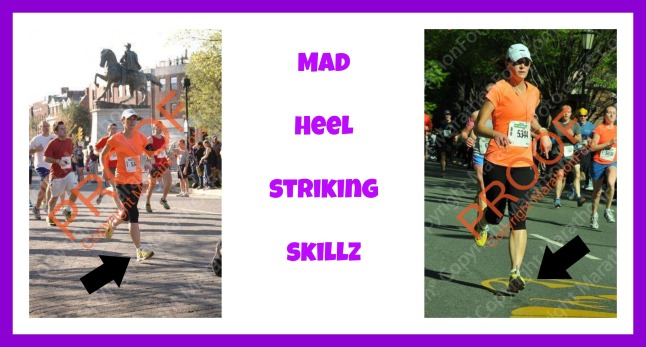 heel striking monument10k